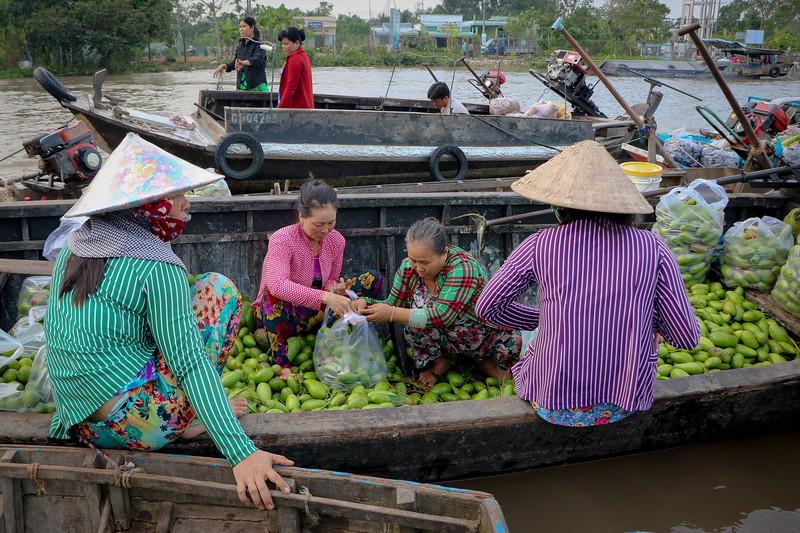 The mango boat