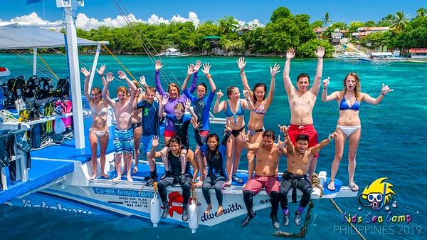 Philippines 2019 Summer scuba adventure