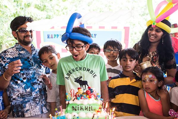 Nikhil Birthday