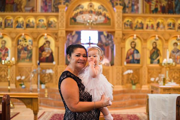 Baptism Photography