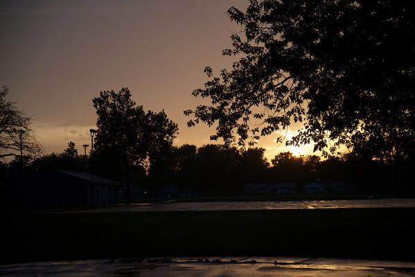 Fall Sunrise & Fall Sunset