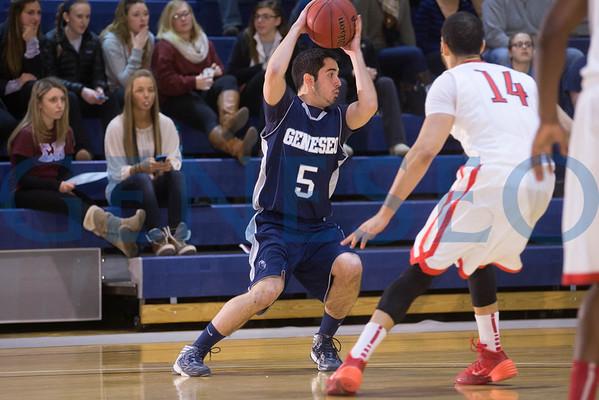 Men's Basketball vs. Plattsburgh
