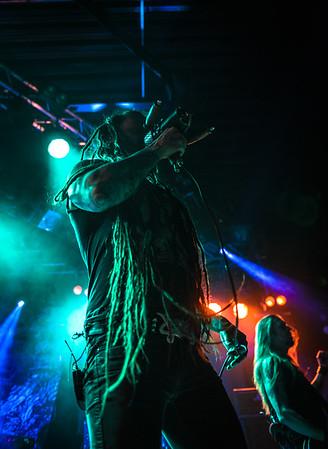 Amorphis at Karmøygeddon Metal Festival 2014