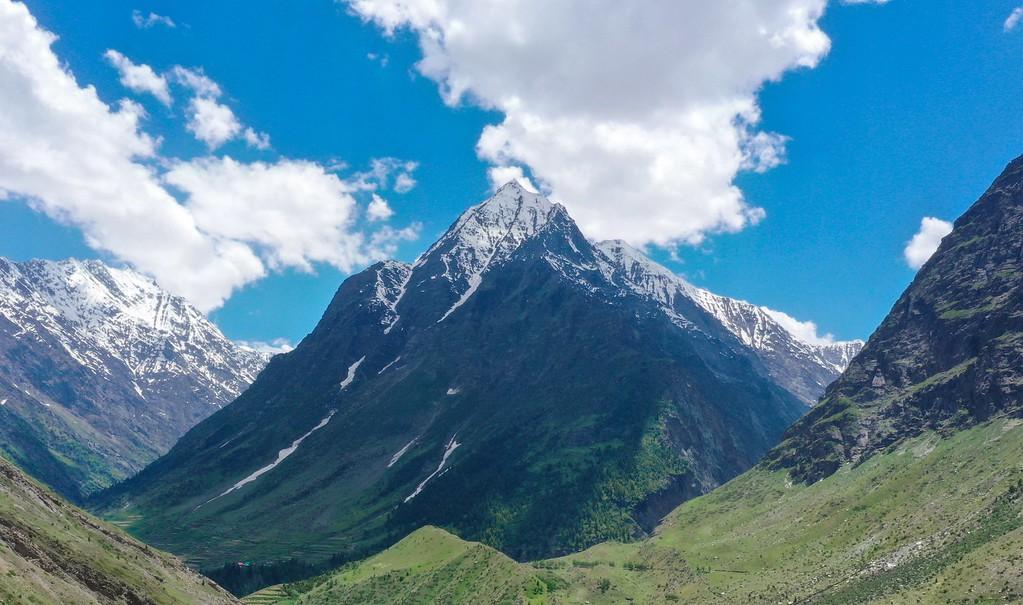 Himalayan Mountains India