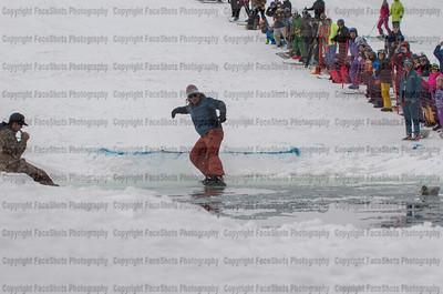 Splash-Down Pond Skimming 4-13-14