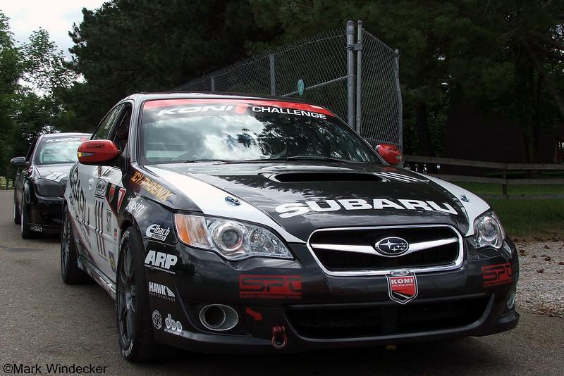 ICY/Phoenix Racing