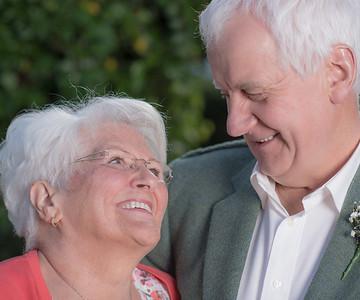 Doreen & Gordon Strathdee 50th Golden Anniversary