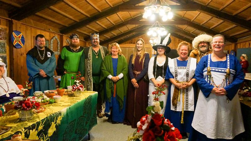 our hosts in Wonderland