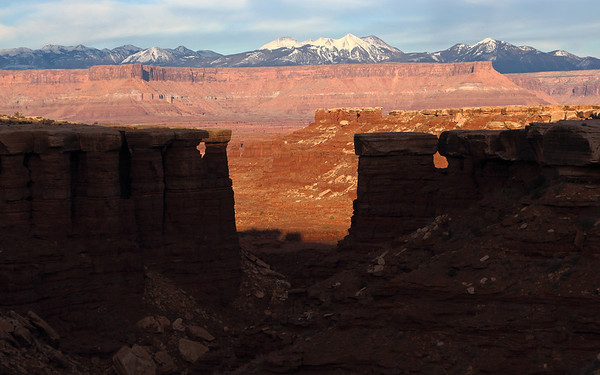Canyonlands White Rim Trail 3-14