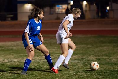 20190115 BHS Girls Varsity Soccer