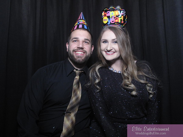 12/31/17 Sycamore Hills NYE Photobooth Fun