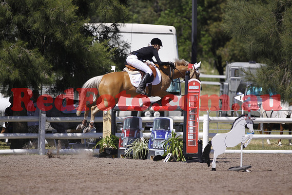 Swan River Horse Trials Brookleigh CIC ShowJumping 1 Star