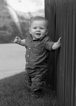 Kyler - 9 Months!