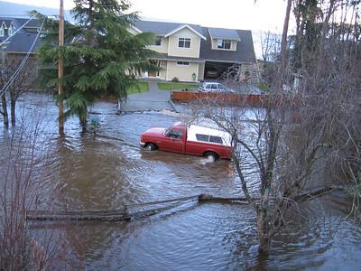 Flooding In Shangri-la