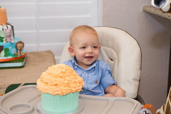 Jackson's 1st Birthday
