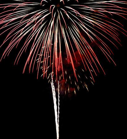Cleveland Fireworks 7/4/ 2011
