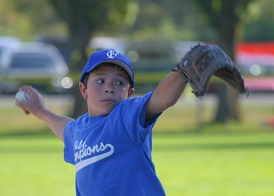 Blue Sox - Fall Ball - 2008