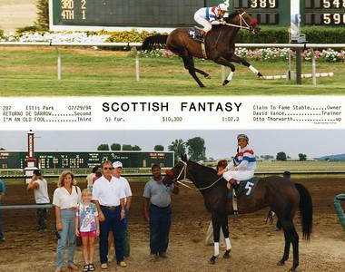 SCOTTISH FANTASY - 7/29/1994