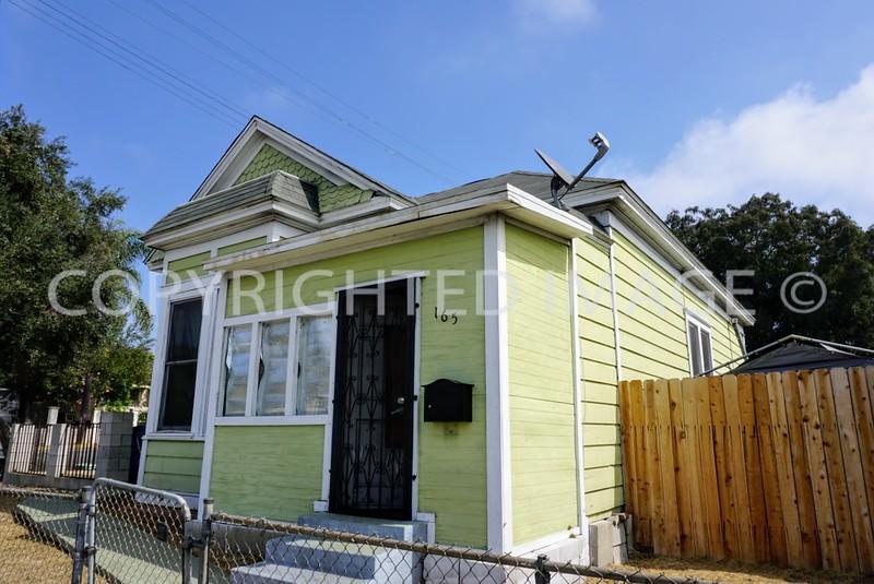 165 19th Street, Sherman Heights San Diego, CA - 1903 Craftsman