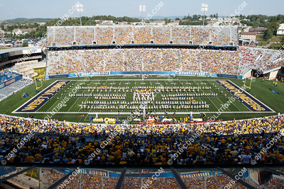 WVU vs Youngstown State - September 10, 2016 - Halftime