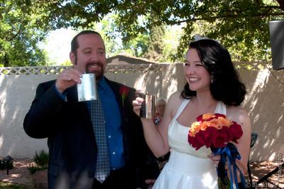 A Mighty Charming Wedding