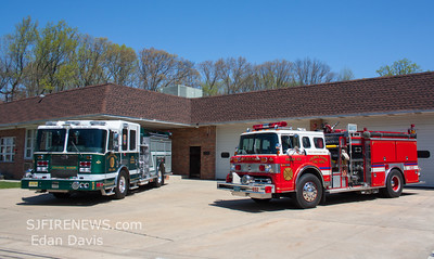 Colonial Manor Fire Co. (Gloucester County NJ) Engine 632