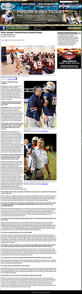 2012-11-01 -- Briar Woods' Charlie Pierce Gets It Done.png