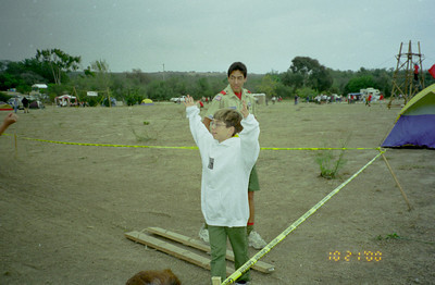 10/21/2000 - Scout on Display Event