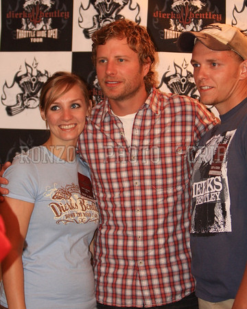 DIERKS BENTLEY 2008