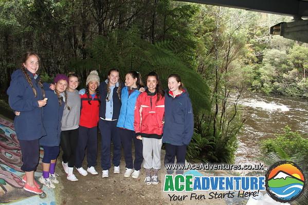 21st to 25th November 2011 - Mt McCall to Sir John Falls
