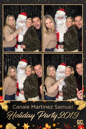Canale Martinez Holiday Party 2019