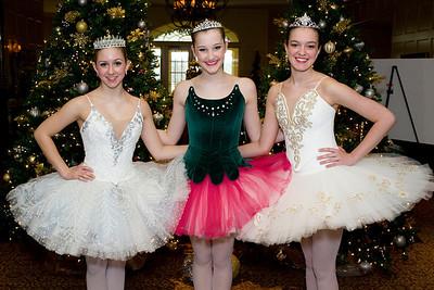 Loudoun Ballet Company Tea Party