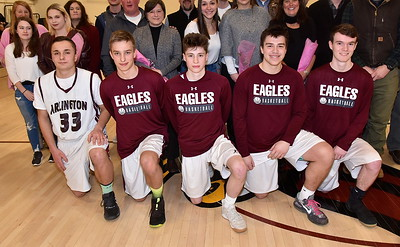 A Senior Moment... AMHS Boys Varsity Basketball photos by Gary Baker