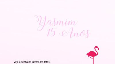 Yasmim 15 anos 06.04.2019