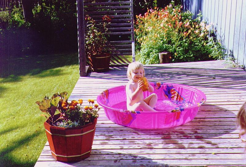 Alina in play pool, 1995  .jpg