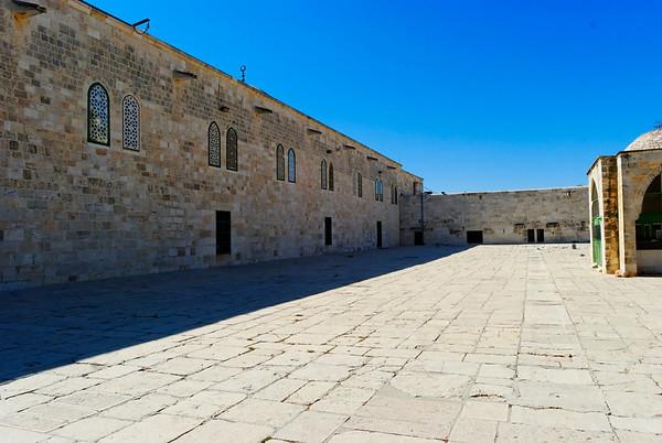 Jerusalem - Mesquita de Al-Aqsa