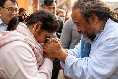 WEEK 1 (13.02.-17.02.) - Moments with Mooji