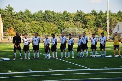 2011 Boys Varsity
