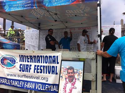 2013 Charlie Saikley 6-Man Volleyball