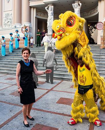 Vietnam - Ho Chi Minh City - 2014