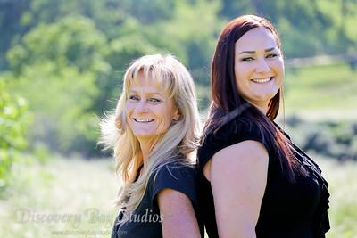 Lea & Daughter Robyn 04-01-2017