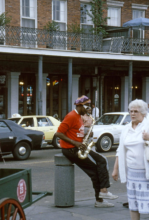 1989: New Orleans