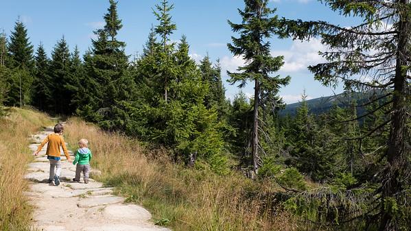 Riesengebirge 2018
