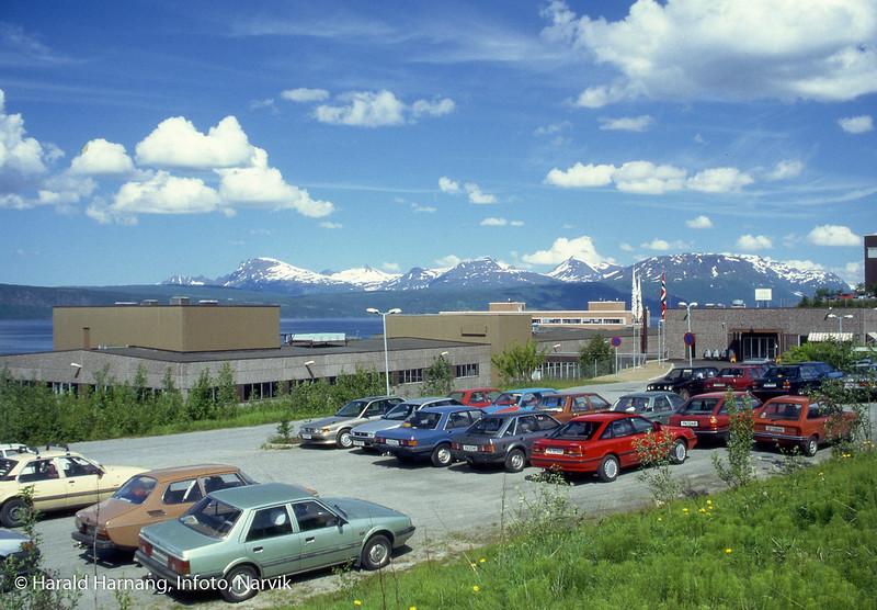 Norsk forsvarsteknologi, NFT, juni 1991