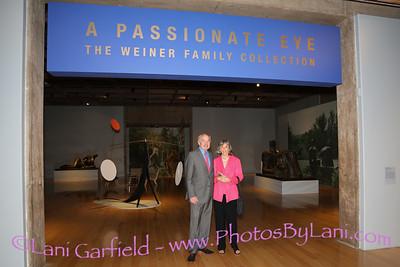 Meyerman Garden & Weiner Gallery Opening at PS Art Museum 11/6/15