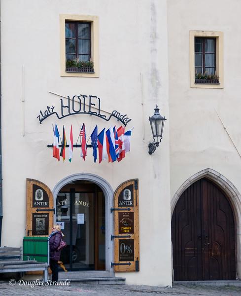 Hotel in Cesky Krumlov