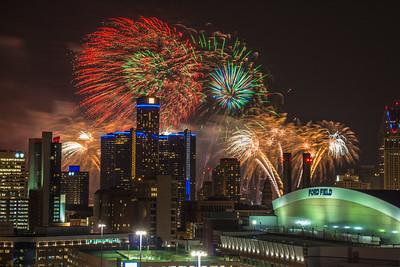 Festivals & Fireworks