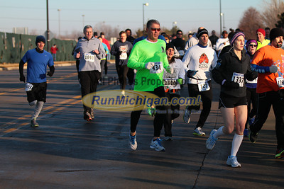 0.75 Mile mark - Super 5K