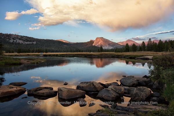 Yosemite High Country - Wet Summer
