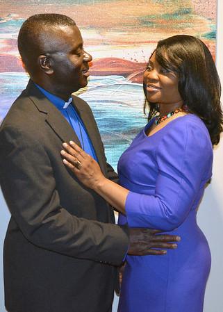 Pastor Arthur and Sarah Cooper